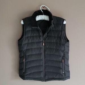 J.Mclaughlin Down Wool Cashmere Puffer Vest S